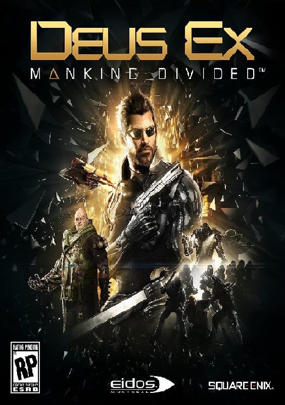 Deus Ex: Mankind Divided na PC