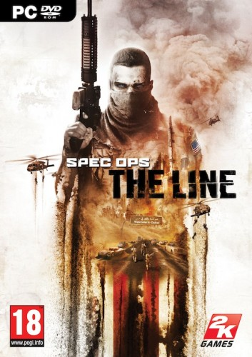 Spec Ops: The Line na PC