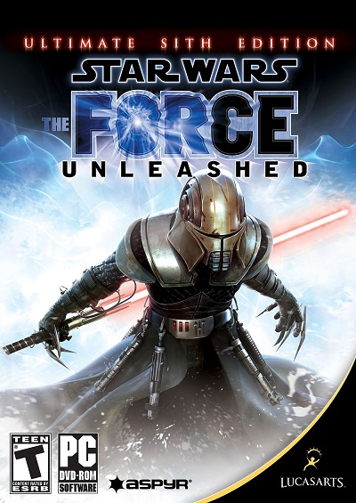 Star Wars The Force Unleashed na PC