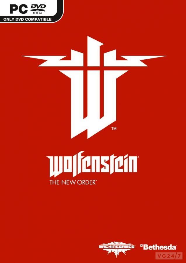 Wolfenstein The New Order na PC